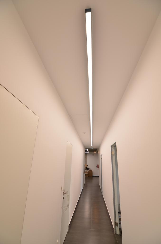Linární osvětlení