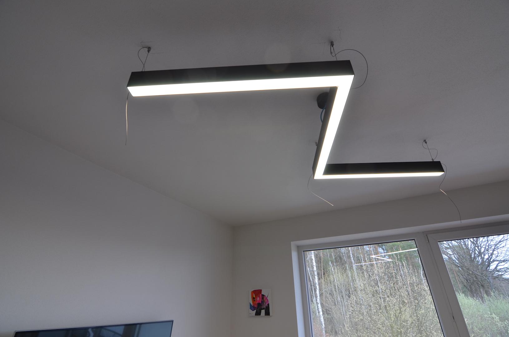 LED Linear Ledprofes