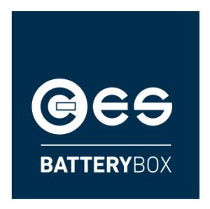 ces battery box logo