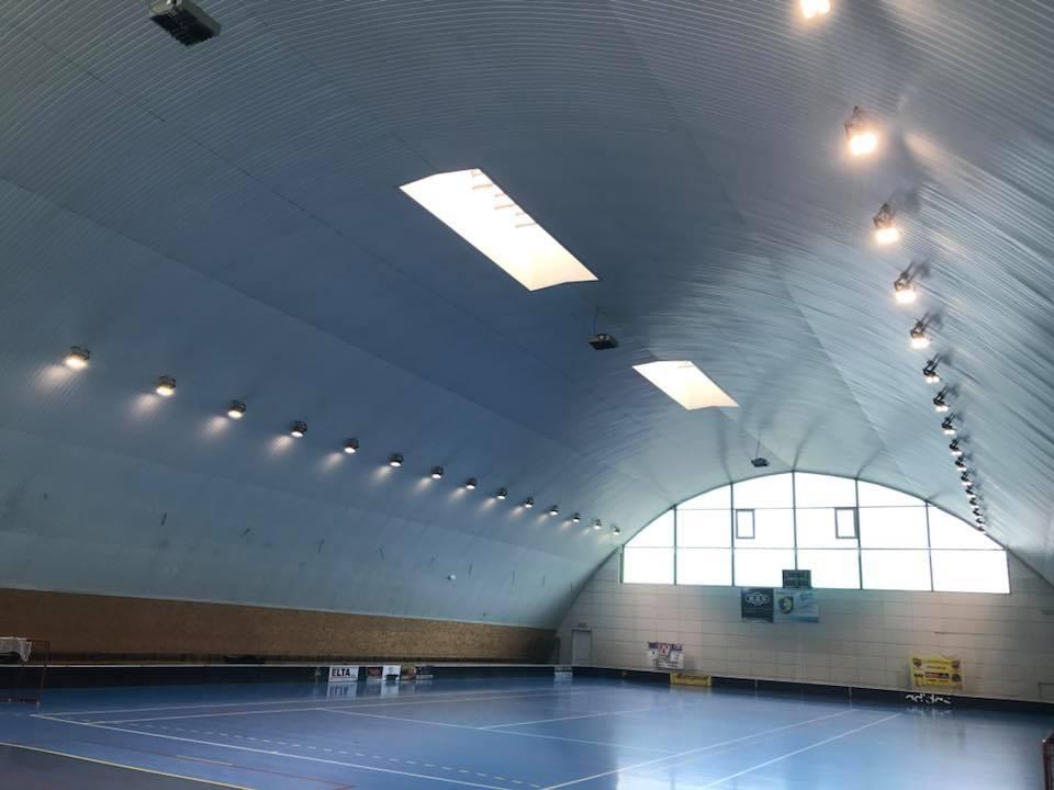 sportovní hala Sezimovo Ústí